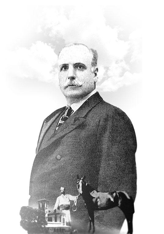 Historia del campo y de su fundador